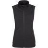 axant Alps Softshell Vest Women black